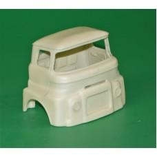 Austin Cab Shell
