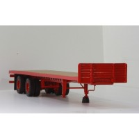 York Flat Bed Trailer